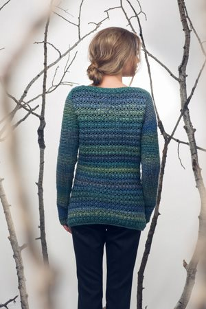 Greenbridge Cardi Back