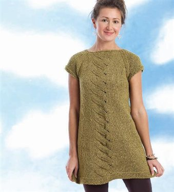 Panbe Dress From Knitting Daily Tv Episode 404 Interweave