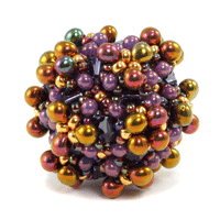 beaded beads inspiration