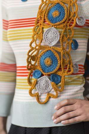 It Girl Crochet: Motif Scarf