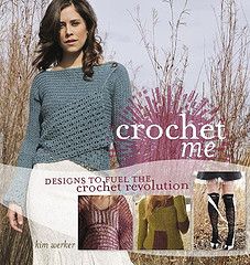 Sneak Peek: Crochet Me, The Book