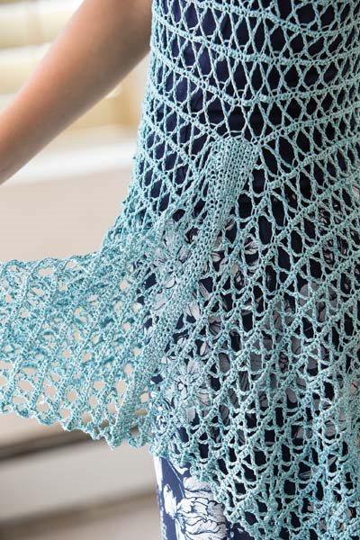 Crochet So Lovely: Lace Crochet Tunic