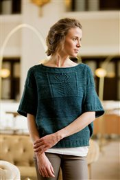Eastbound Sweater Courtney Kelley IW Knits Spring 2015