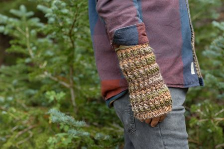 Willing and Cable Mitts Top