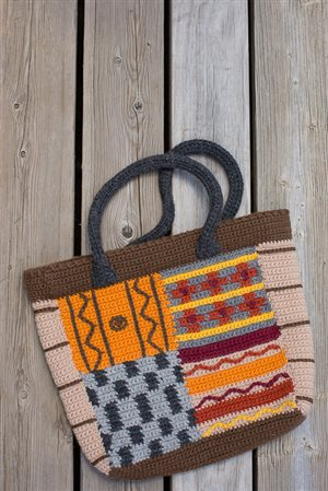 Outback Tote back