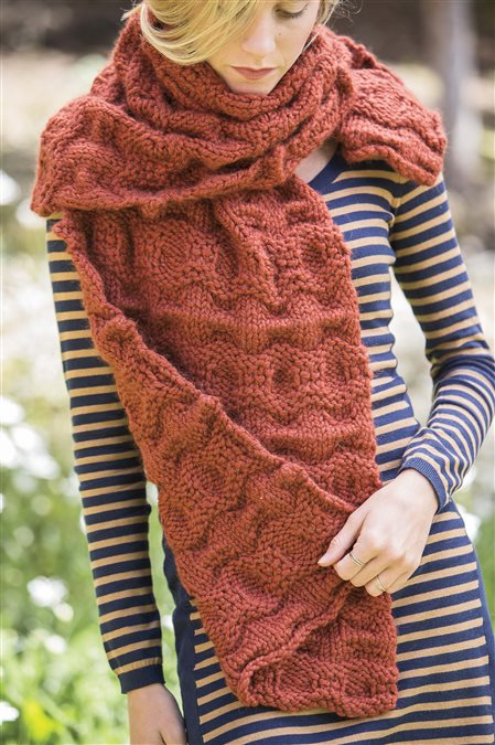 tanawha wrap knitted shawl pattern