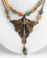 Learn how to update vintage jewelry and other fun jewelry projects in the exclusive jewelry magazine, Jewelry Stringing.