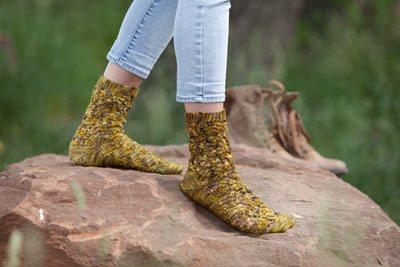 Bracken Socks wide