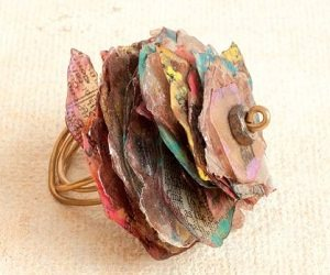 resin jewelry making by Susan Lenart Kazmer