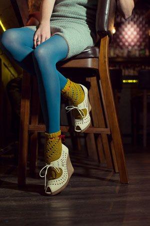Twirl Socks