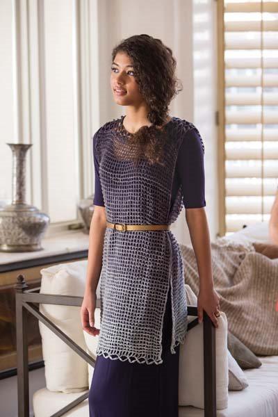 Crochet So Lovely: Lace Crochet Wrap