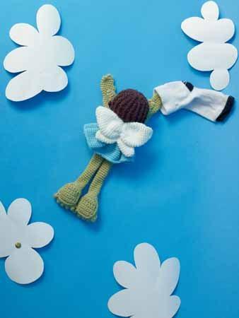 Crochet Fairy