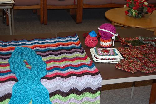 Spread O' Crochet