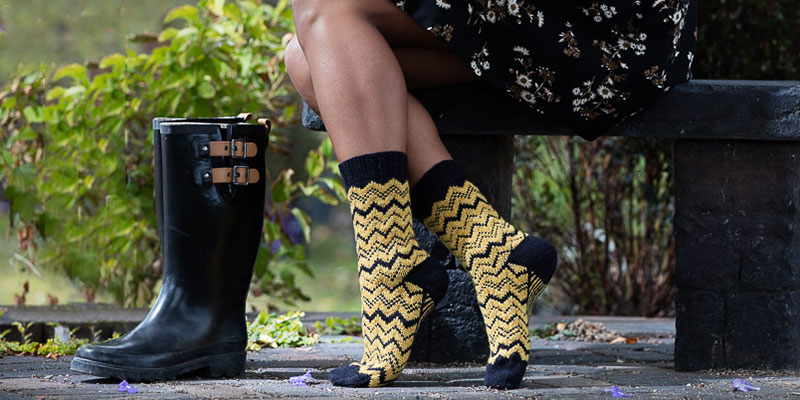 POW: Bargello Socks and the Rich History of Florence