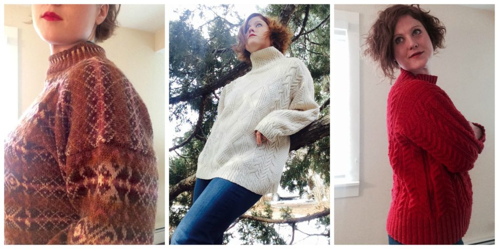 Lisa's List: 4 Sweaters to Knit before You Die