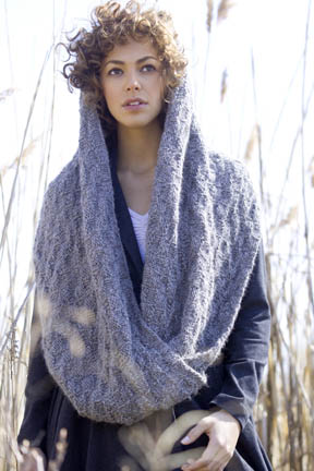 This Winters Hot Accessory The Snood Moebius Or Infinity Scarf