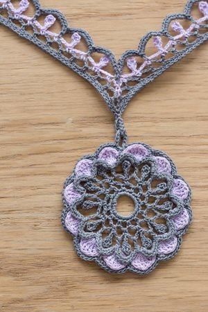 Vasantasri Necklace Closeup