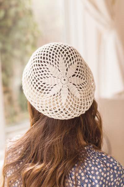 Crochet So Lovely: Crochet Beret