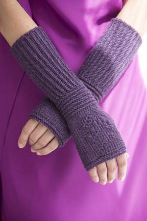 It Girl Crochet: Crochet Mitts