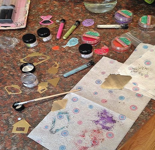 ICED Enamels jewelry making