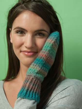 Starry Mitts Close