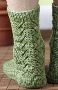 Fancy a Sock Knit-Along? - Interweave