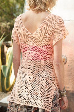 Thread Crochet Top