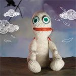 Easy Crochet Amigurumi Monster