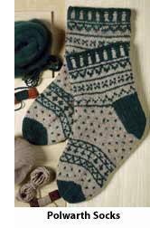Polwarth Socks