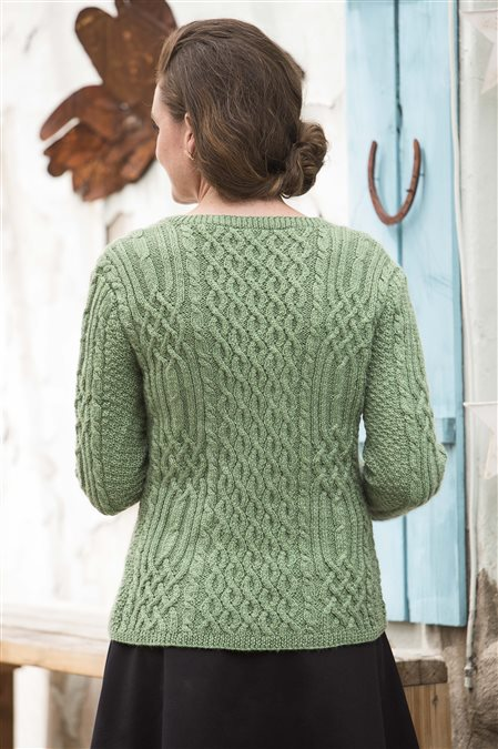 matalina pullover knitted sweater pattern