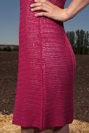 Star Trek Crochet Dress
