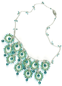 Crystals: Ways to Add Subtle Sparkle to Your Beaded Jewelry Projects - Interweave