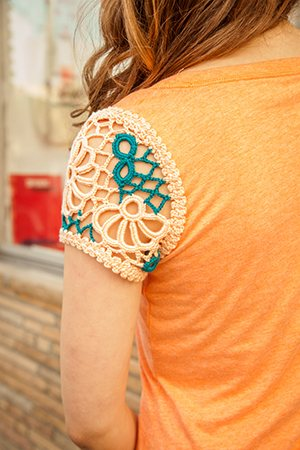 Crochet Sleeves
