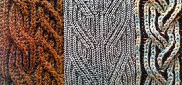 Knitting Stitches Advanced : Yoga and Knitting: Learning to Loosen up with Mercedes - Interweave