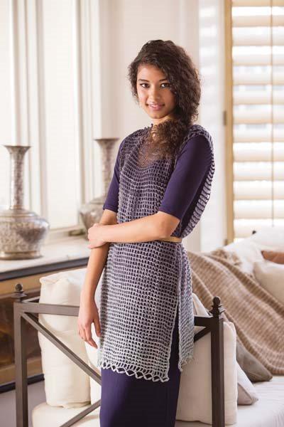 Crochet So Lovely: Lace Crochet Poncho