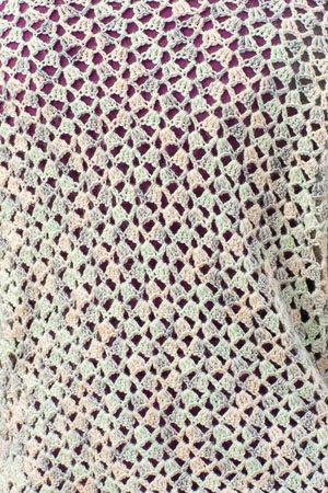 Lotus Sweater Stitch