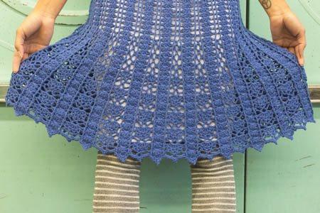 Swish-Swish Skirt Hem