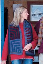 Handmade Crochet Gift Scarf