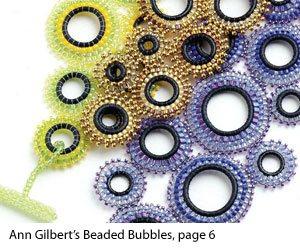 Beaded Bubbles, by Ann Gilbert
