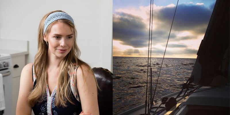 Ocean Breeze Headband