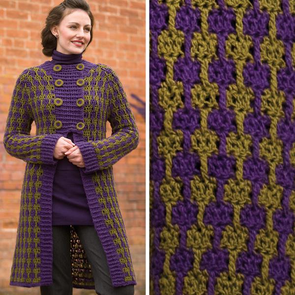 How To Make A Crochet Spike Stitch Interweave