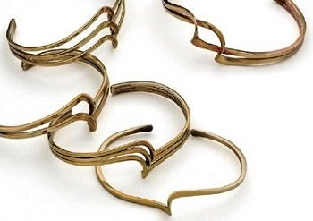 twisted wire cuff bracelet variations