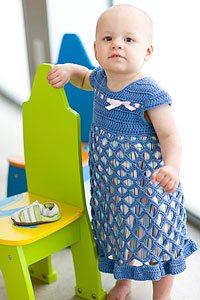 Bella Dress by April Garwood