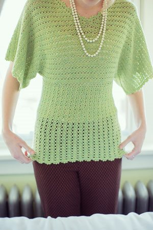 Betty Sweater Detail