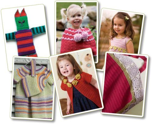 Free Crochet Patterns for Babies eBook