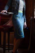 Swirl Skirt