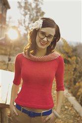 Seberg Sweater Mercedes Tarasovich-Clark