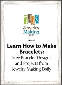 Learn how to make bracelets like a pro in this FREE eBook that contains 3 bracelet-making projects.