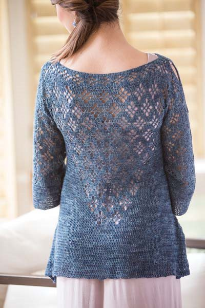 Crochet So Lovely: Crochet Motif Pullover