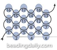 bead-weaving